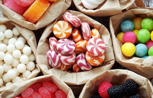 разнообразные сладости