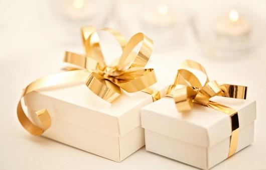 праздничные упаковки