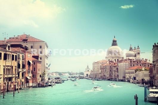 Солнечный день в Венеции