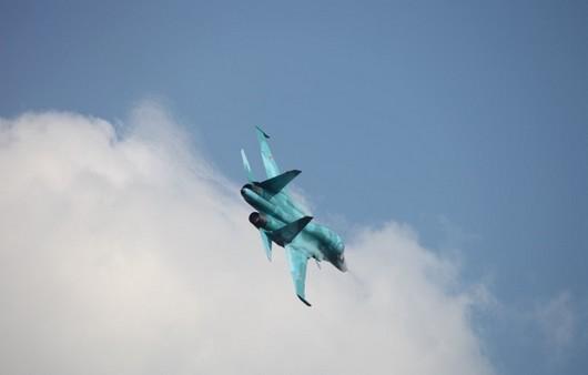 ВВС России су-34