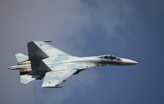 Истребитель Су-27СМ3