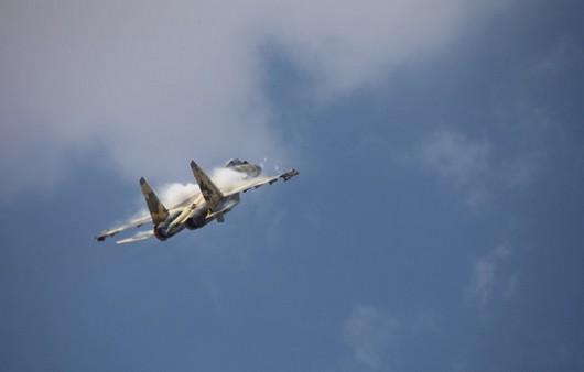 ВВС России в небе