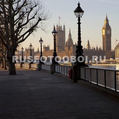 Лондон закат