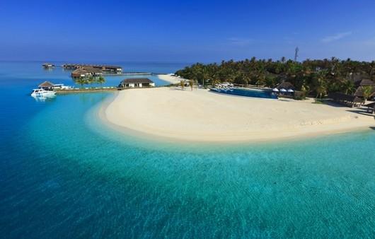 Мальдивы — райский остров