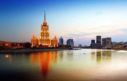 Москва — Россия