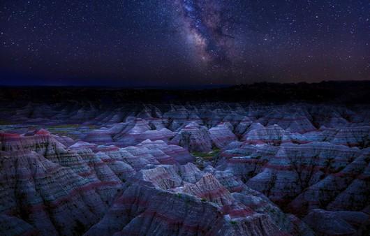 Фотообои ночной Китай