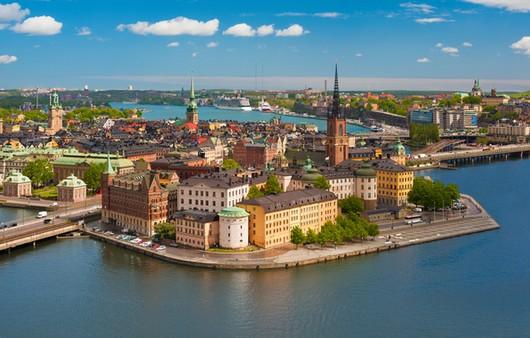 Стокгольм в Швеции