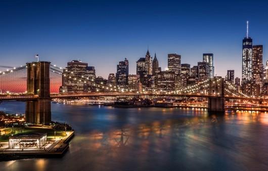 город на Манхеттене
