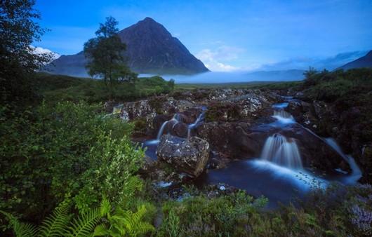 Гора в Шотландии