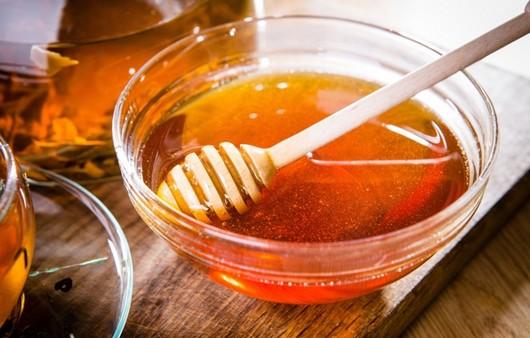 Фотообои чай с медом