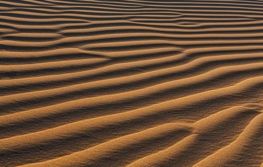 Фотообои волны на песке