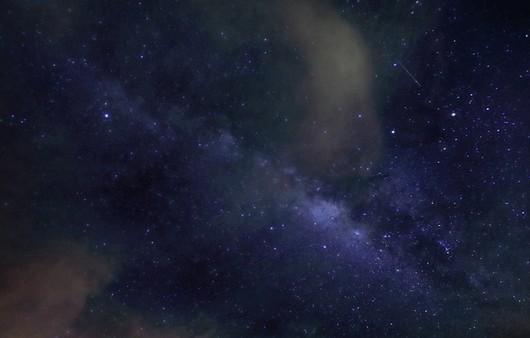 млечный путь на звездном небе