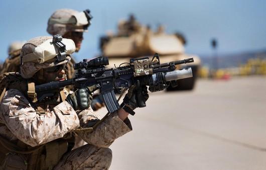 бойцы армии