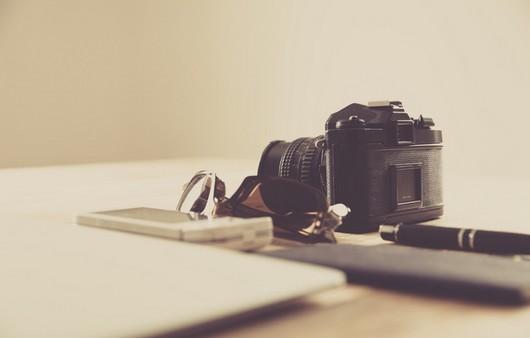 Фотообои оружие фотографа