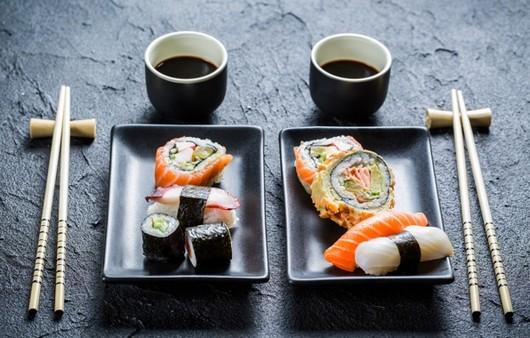 двойные суши