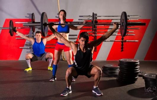 спортсмены атлеты