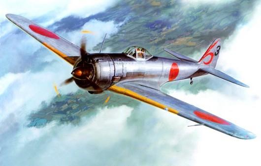 японский самолет