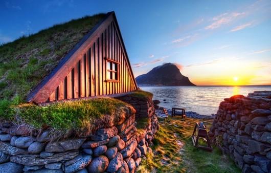 домик у моря
