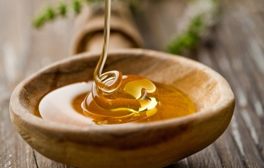 полость с медом