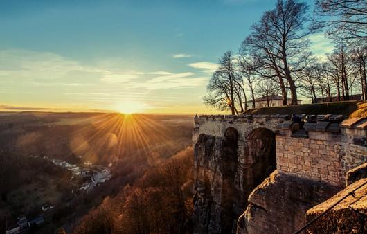 германский пейзажи