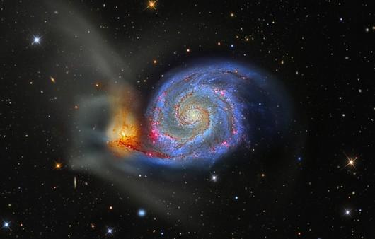 космическая галактика