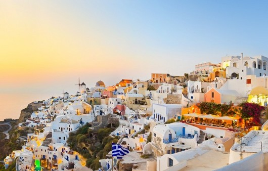 греческий городок