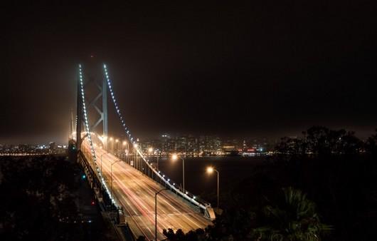 мост сан Франциско