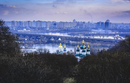 монастырь в Киеве