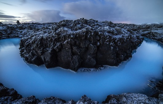ледяная Исландия