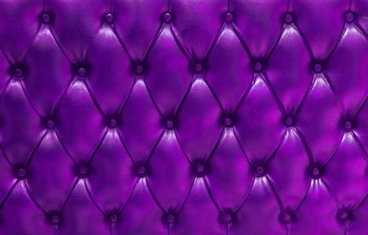 фиолетовая обивка
