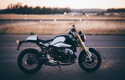 Фотообои мотоцикл БМВ