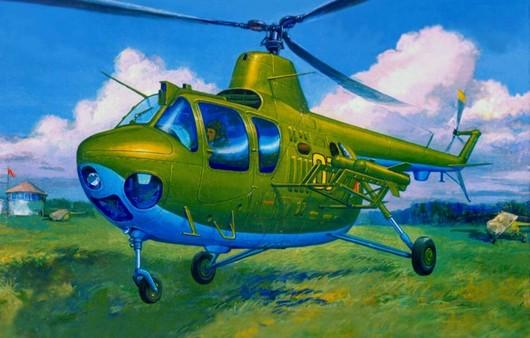 арт вертолета