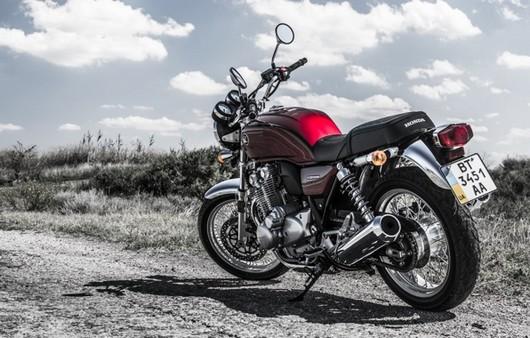 Фотообои мотоцикл хонда