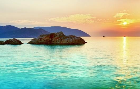 острова на горизонте