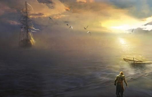 ассасин у моря