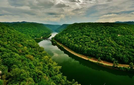 Фотообои река амазонка