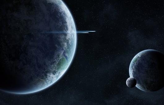 два планеты