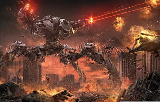 атака робота