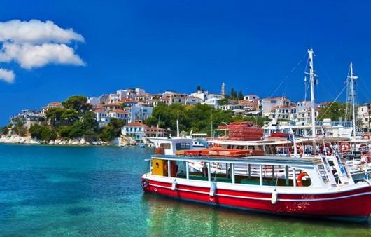 пейзажи Греции