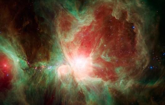космические свечения