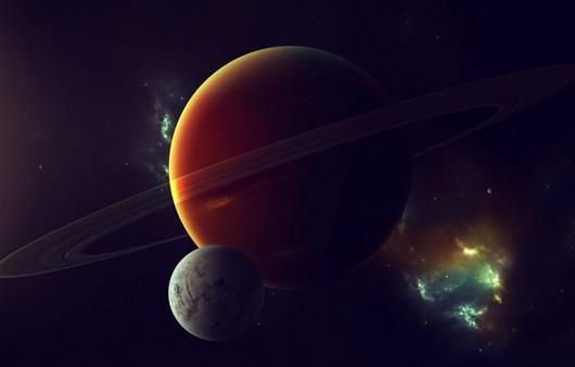 рыжая планета