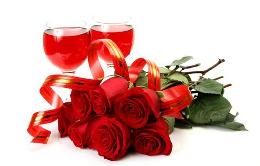 Фотообои День Святого Валентина