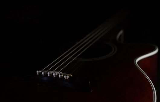 Фотообои Гитарные струны