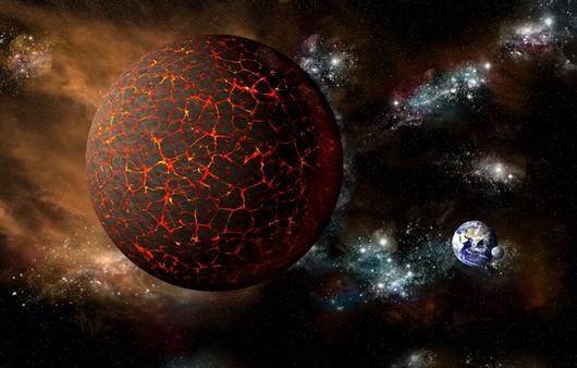 Неизведанные планеты
