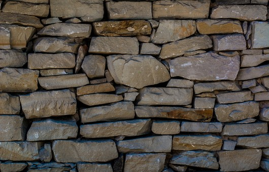 Текстура каменная стена