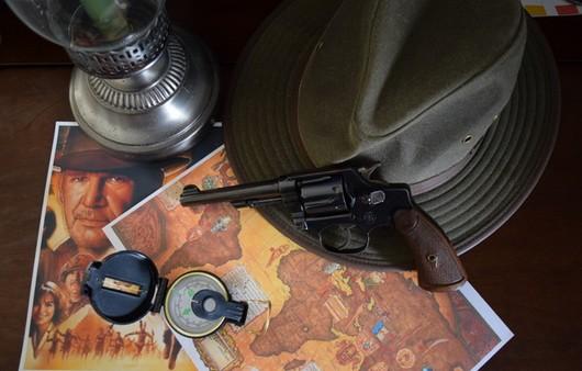 Мафия, шляпа и револьвер