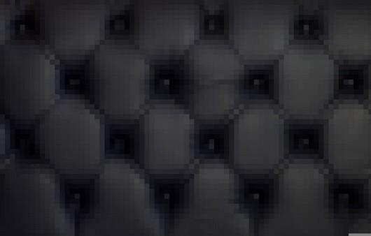 Текстура кожаный черный диван