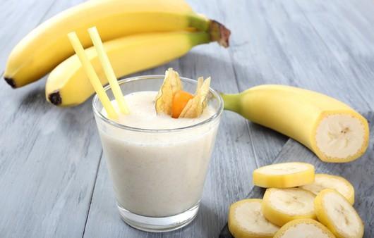 Фотообои Банановый коктейль
