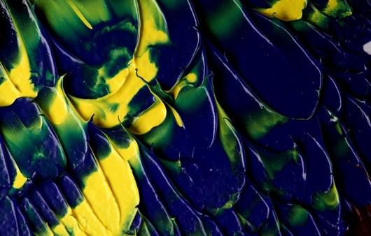 Фотообои Текстура красок