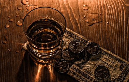 Виски и американский доллар